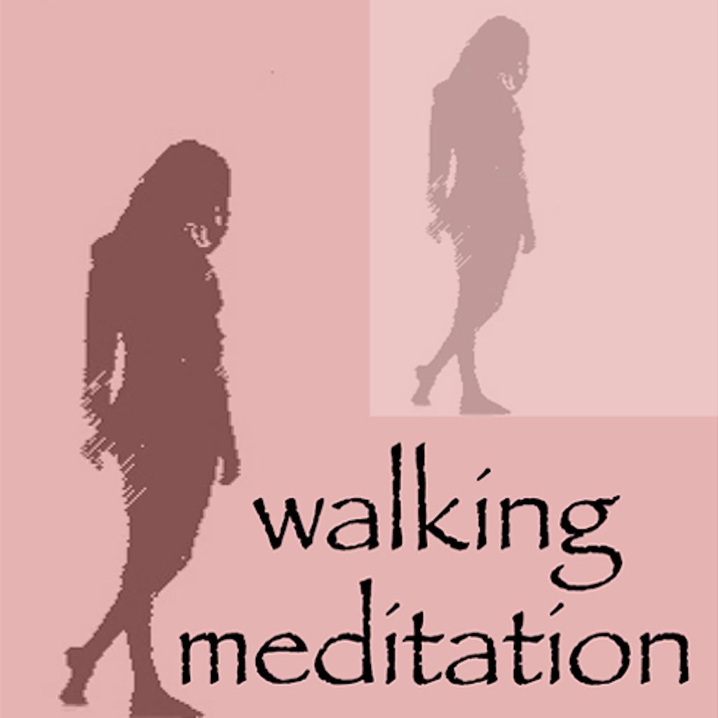 Walking Meditation app