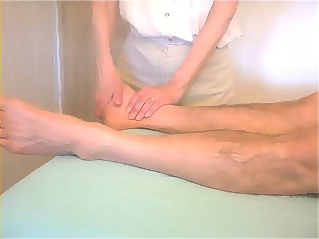 Right Foot - Ankle