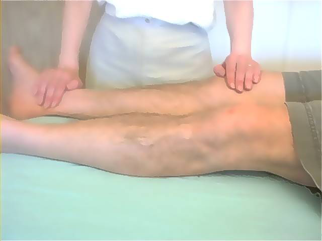 Right Ankle - Knee