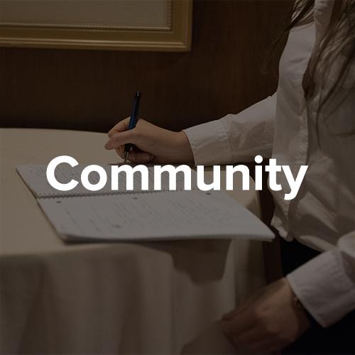 Community, Writing Center Journal