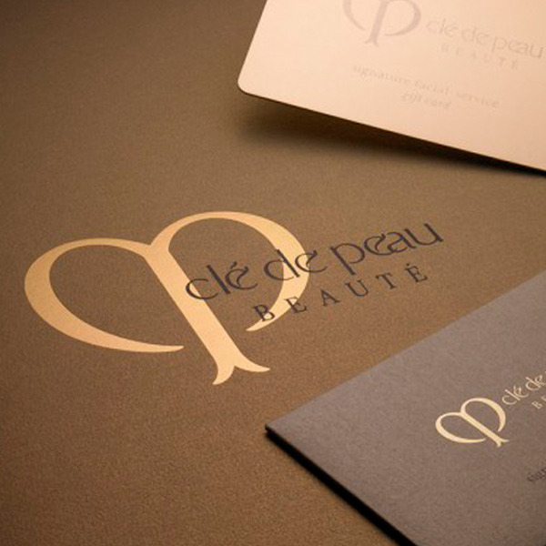 Foil-stamped Stationery