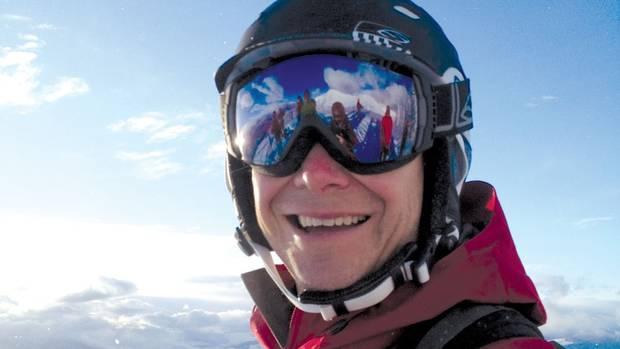 Matt mosteller,  sr. vice president marketing & resort experience, resorts of the canadian rockies