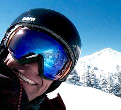 Pete woods, General manager, ski banff-lake louise-sunshine
