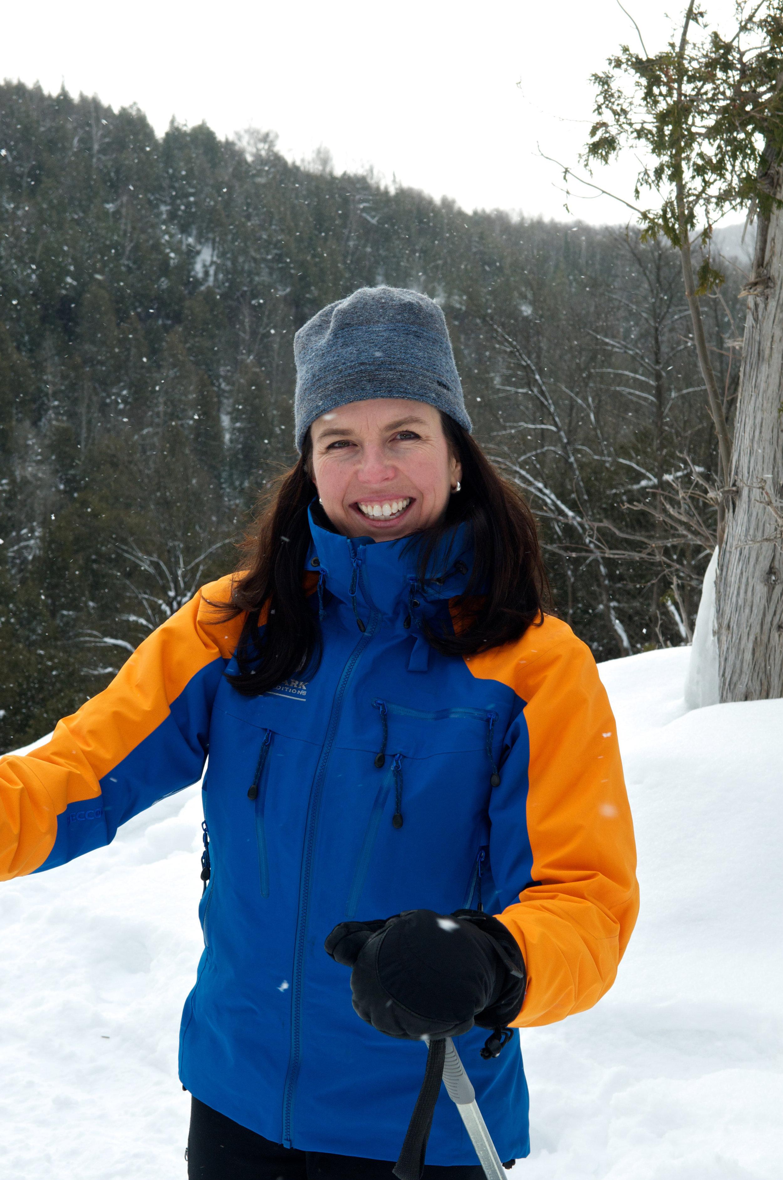 Leslie Bruce , President & ceo, banff & lake louise tourism