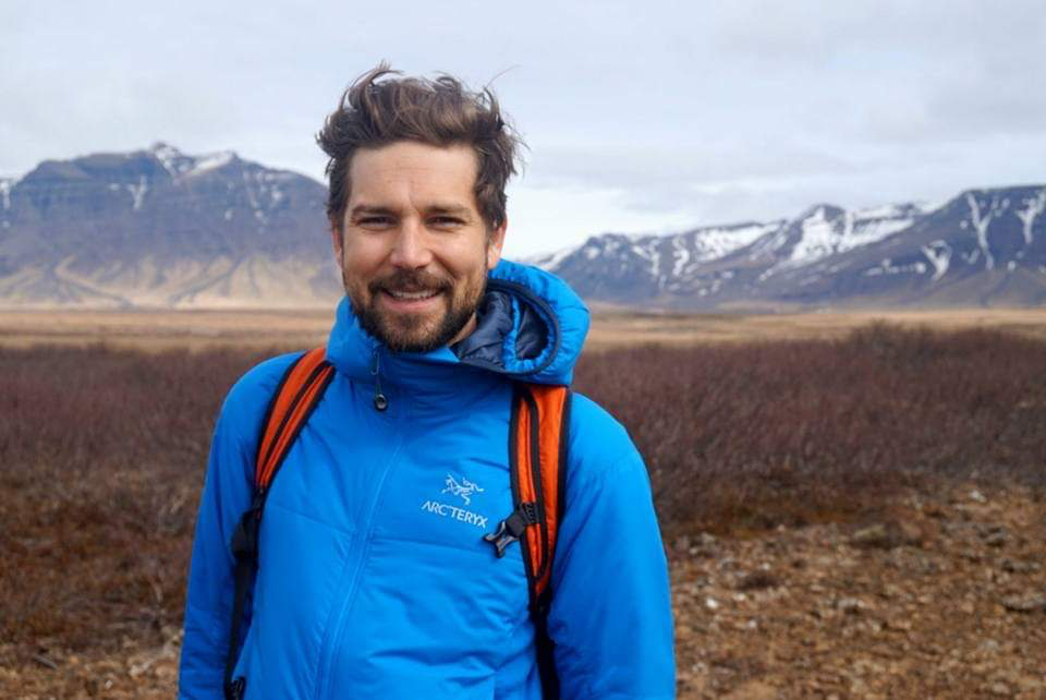 Kyle davidson , founder and ceo, sourced adventures