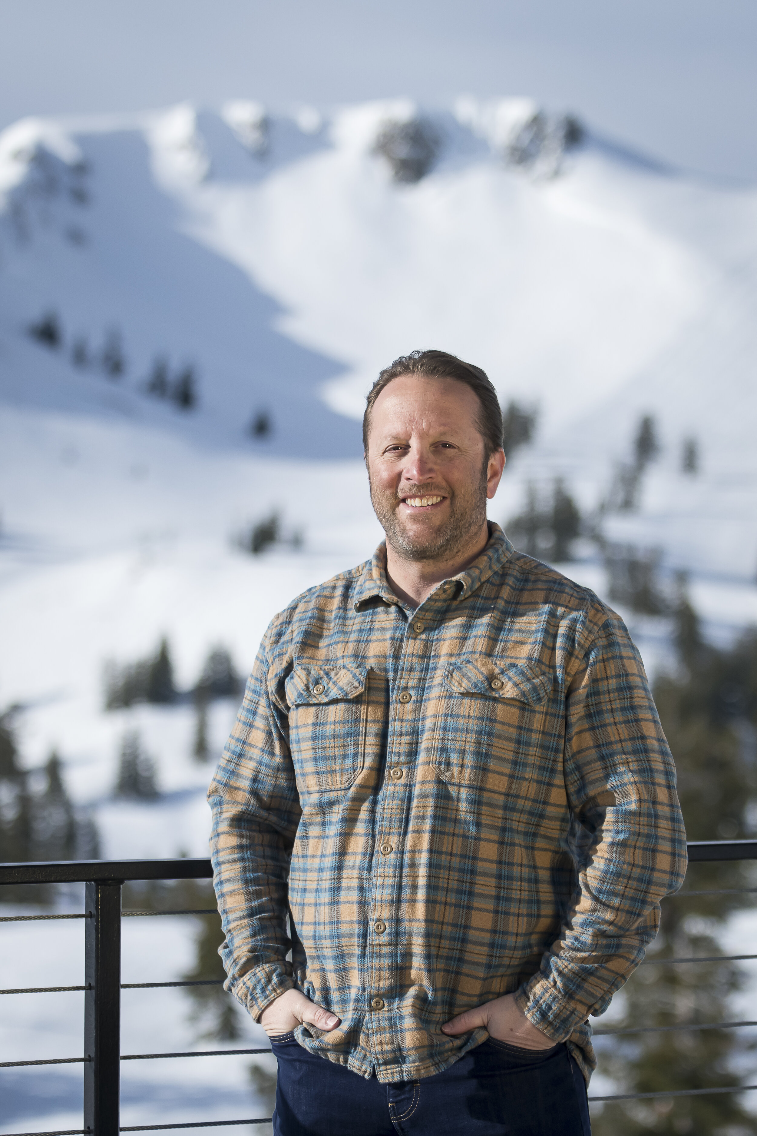 Ron cohen , president and coo, squaw valley alpine meadows