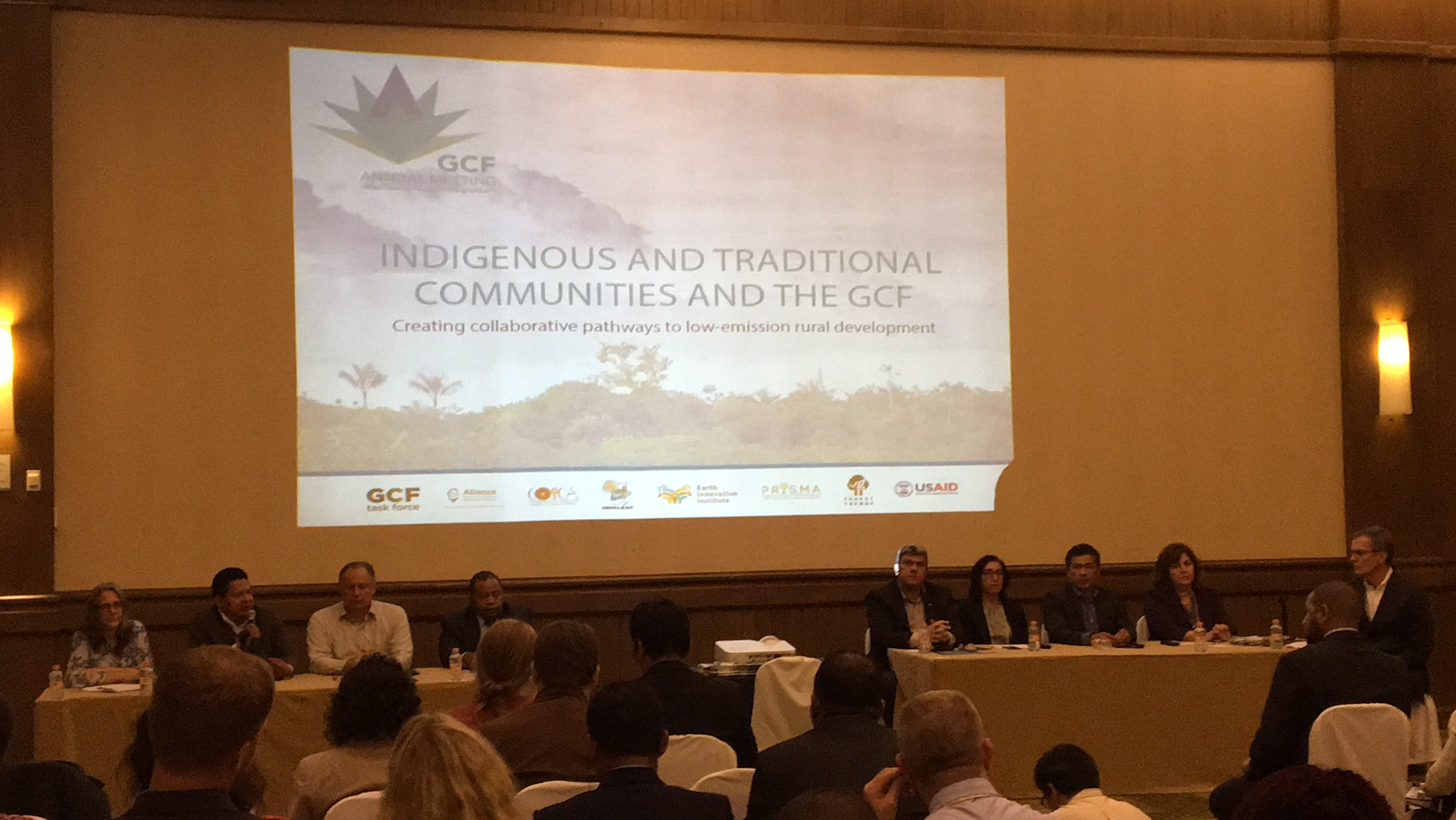 Indigenous communities and the GCF