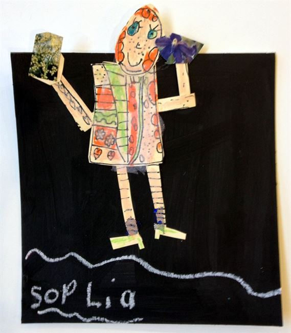 A piece by Sophia, First Year Elementary I