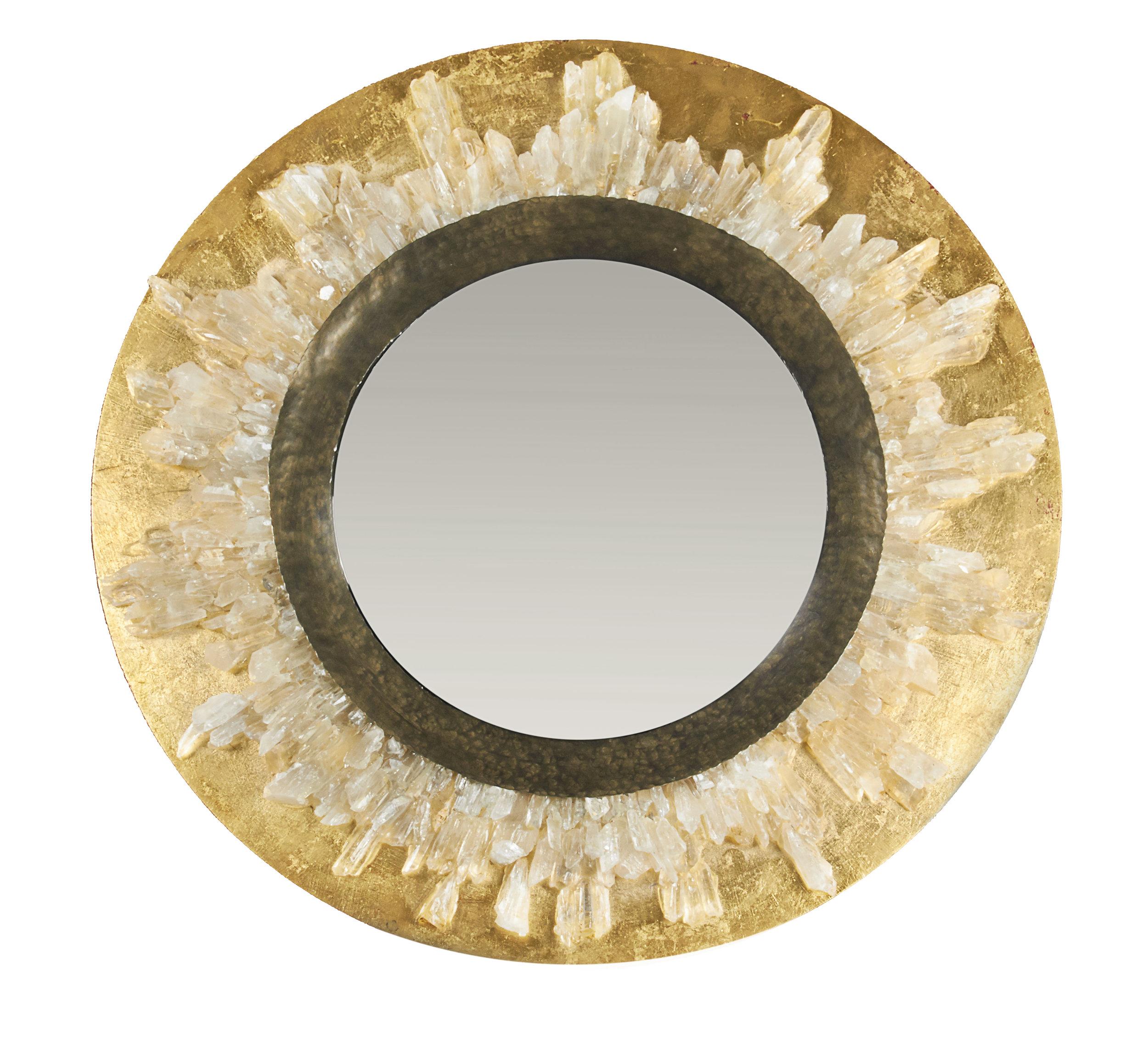 "Goossens Paris Mirror 28""d. $18000.00.jpg"