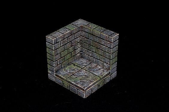 photograph about 3d Printable Dungeon Tiles named OpenForge Masterwork Equipment