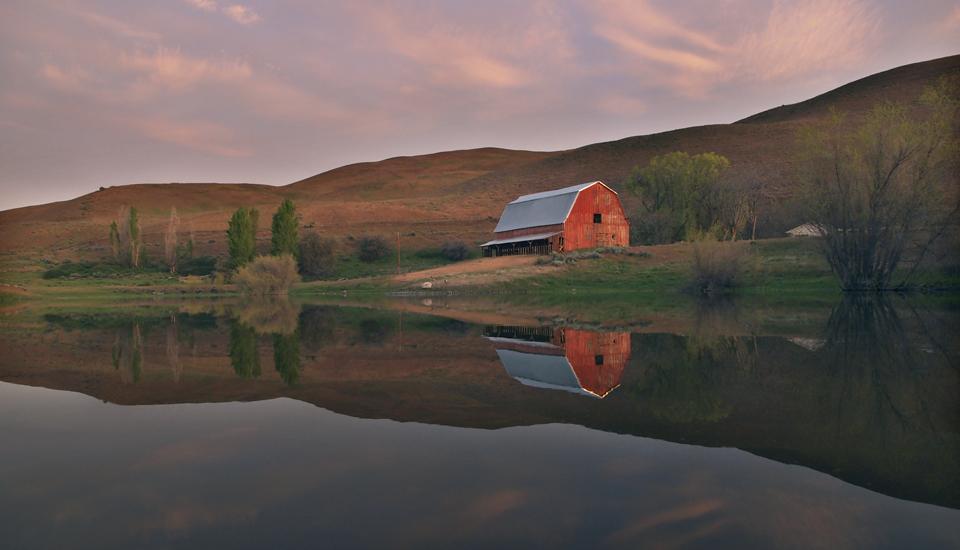 Sunrise Barn 3