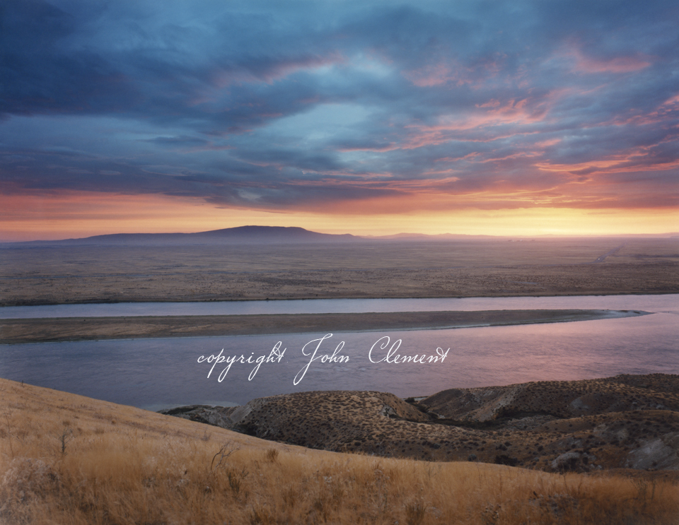 Hanford Sunset