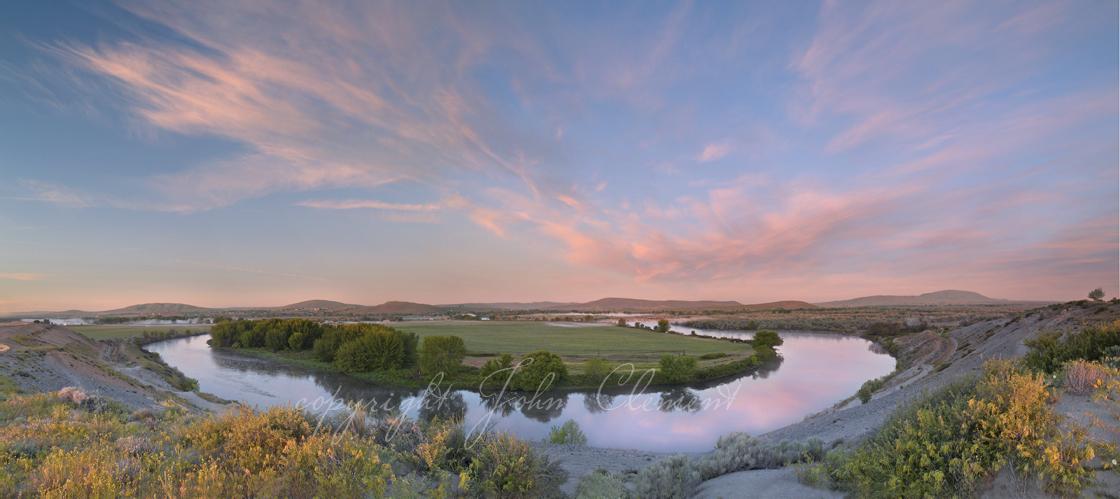 River Bend Sunrise II