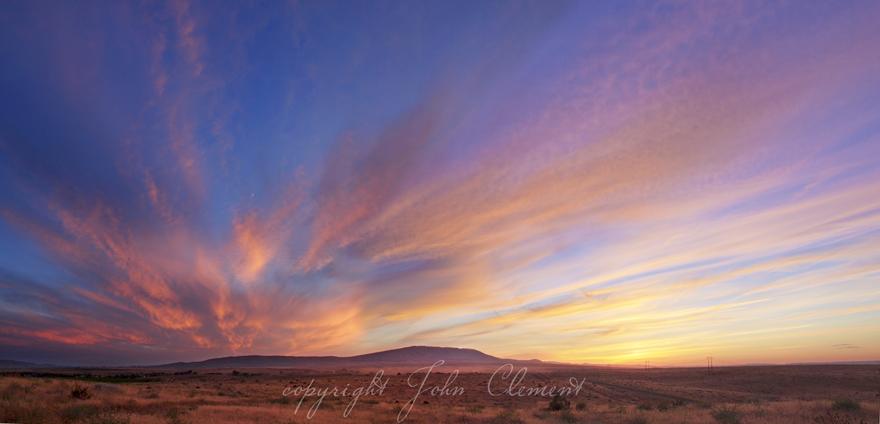 Rattlesnake Mountain 15 Sunset