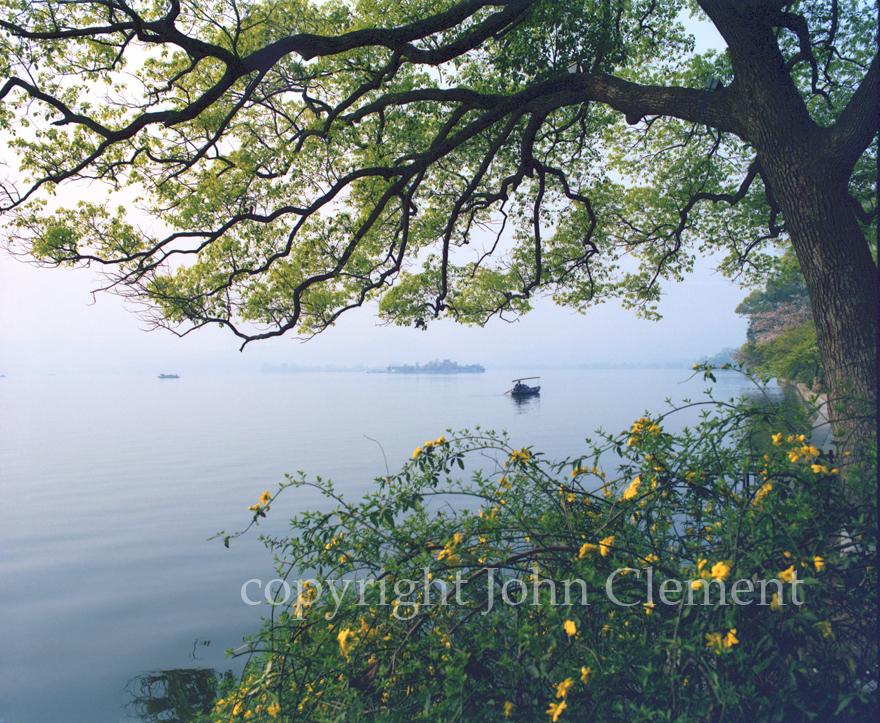 Hangzchou East Lake Morning