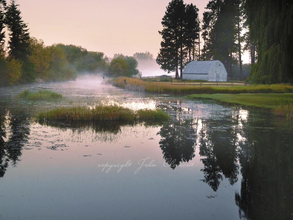 Morning Glow Montana