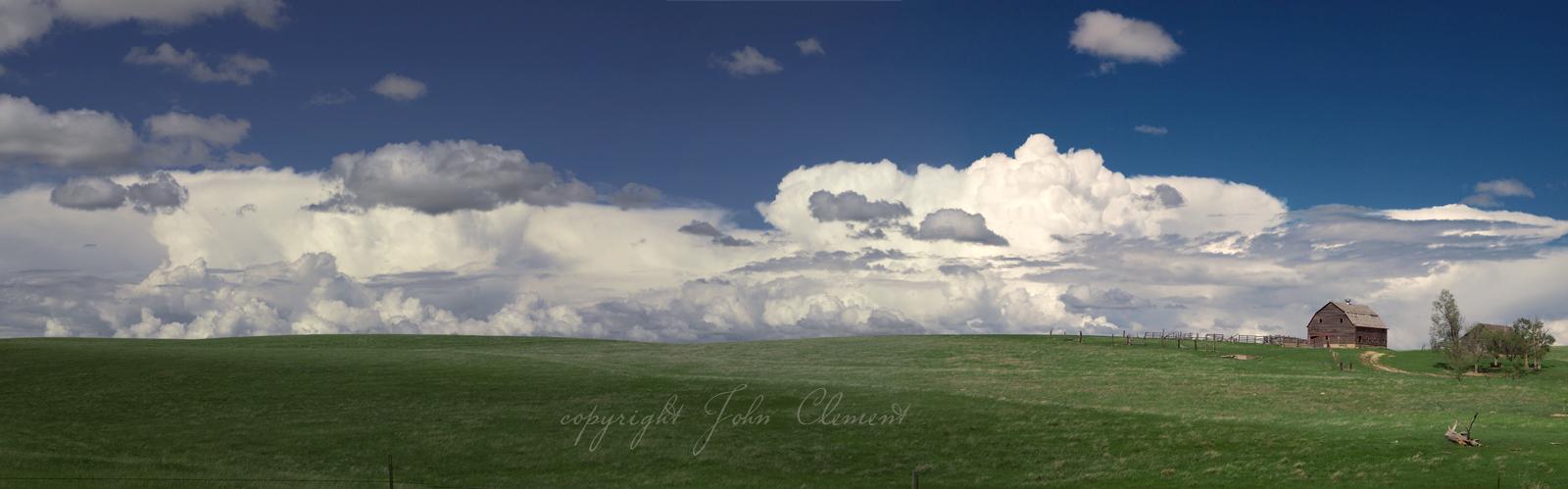 Big Sky in Nebraska