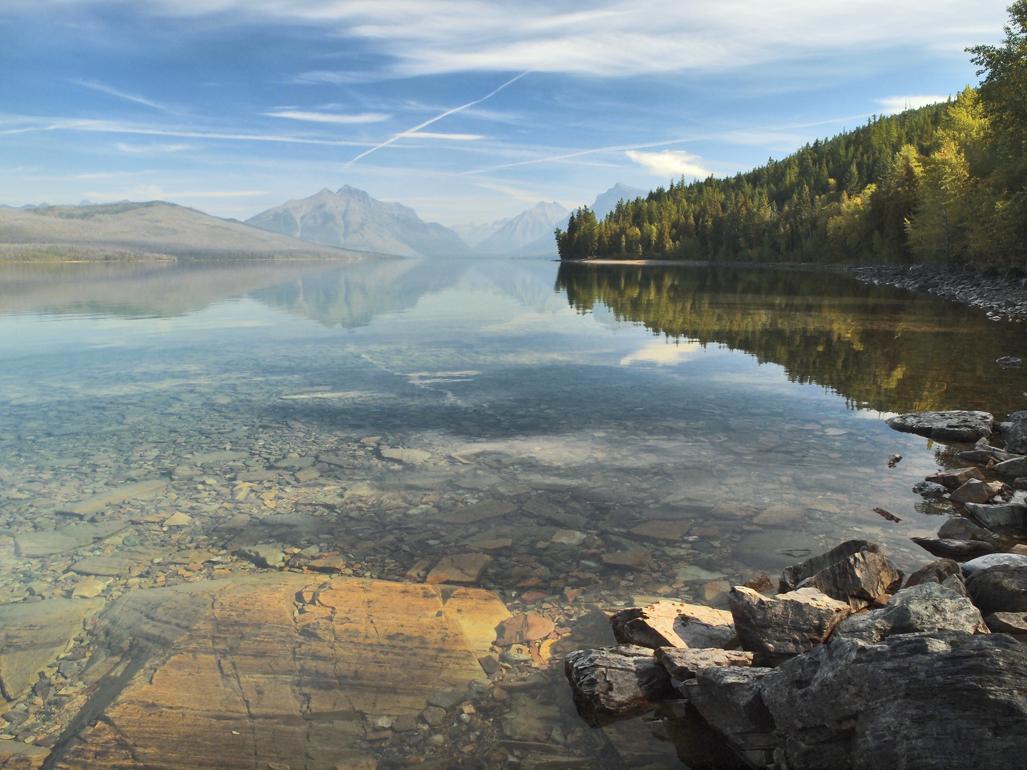 Still Waters - Lake MacDonald