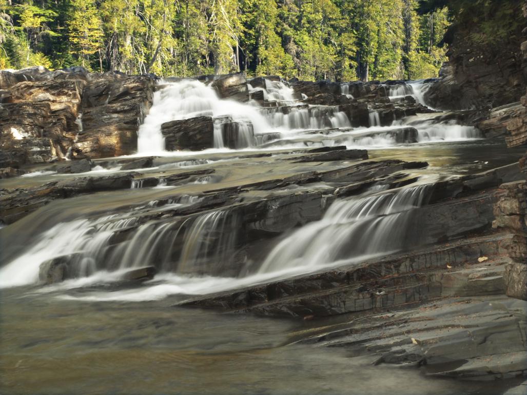 MacDonald Falls