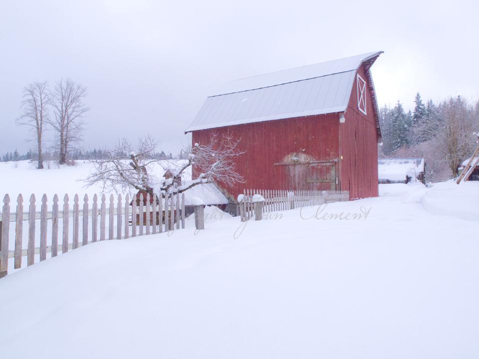 Mt Hood B&B Barn