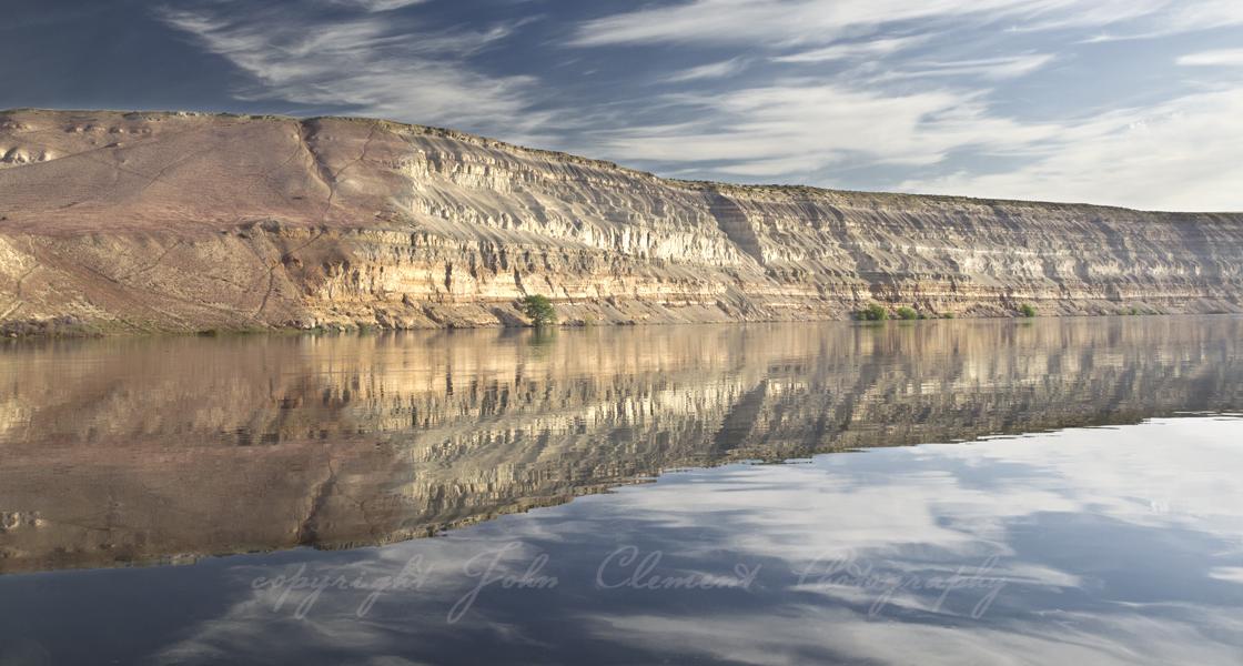 White Bluffs Reflections II