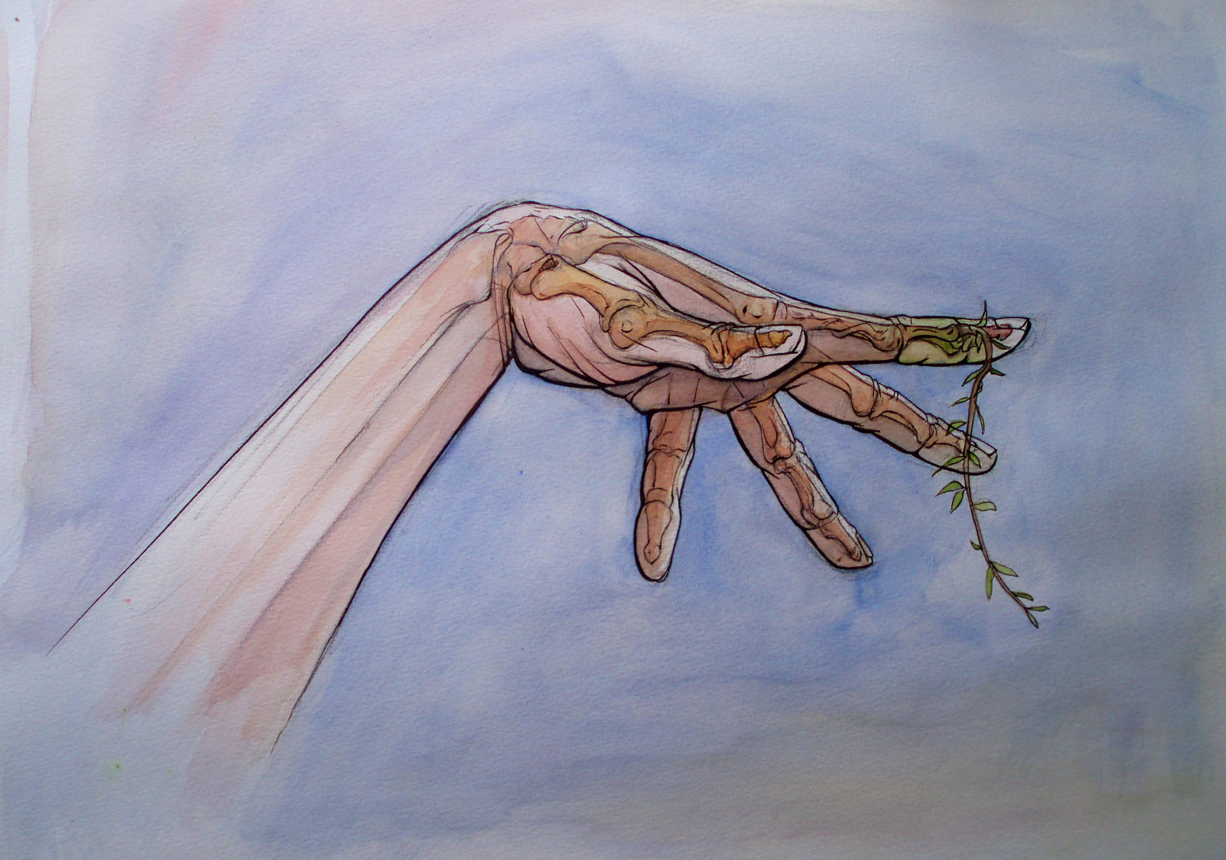 The Hand that Feeds (sold)