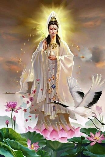Quan Yin, artist unknown