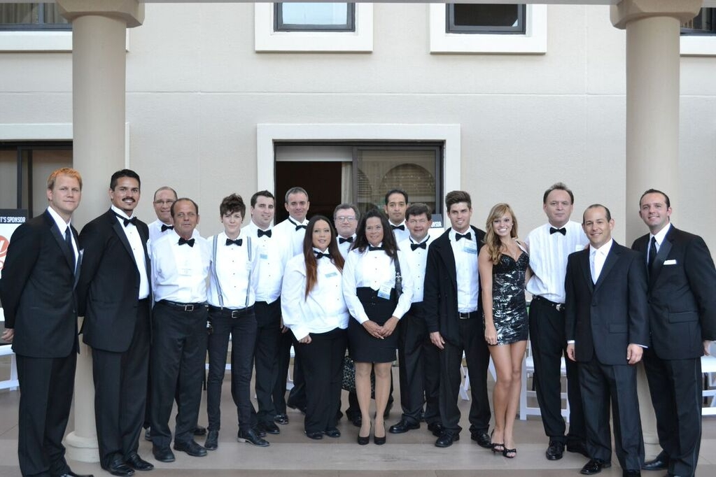 Black Tie Dealer Team