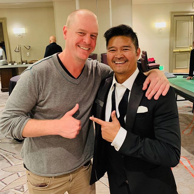 Our pitboss Glenn with Poker pro @WSOP player of the year, Erick Lindgren⠀⠀⠀⠀⠀⠀⠀⠀⠀ .⠀⠀⠀⠀⠀⠀⠀⠀⠀ .⠀⠀⠀⠀⠀⠀⠀⠀⠀ .⠀⠀⠀⠀⠀⠀⠀⠀⠀ .⠀⠀⠀⠀⠀⠀⠀⠀⠀ .⠀⠀⠀⠀⠀⠀⠀⠀⠀ .⠀⠀⠀⠀⠀⠀⠀⠀⠀ .⠀⠀⠀⠀⠀⠀⠀⠀⠀ . #sandiegoevents #sandiegoeventplanner #sandiegoevent #sandiegoeventrentals #sandiego #sandiegofundraiser #sdevents #sdeventplanner #sandiegobusiness #americasfinestcity #blacktiecasinoevents #sandiegoeventcoordinator #sandiegoeventscompany #sandiegoweddingplanner #sdweddingplanner #sandiegopartydecor #poker