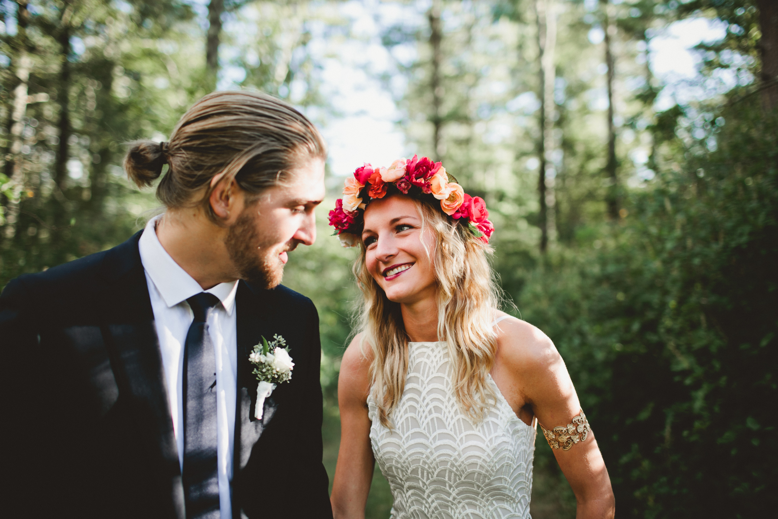 Bohemian Wedding Photography Maine Wedding Photographer She of the Woods