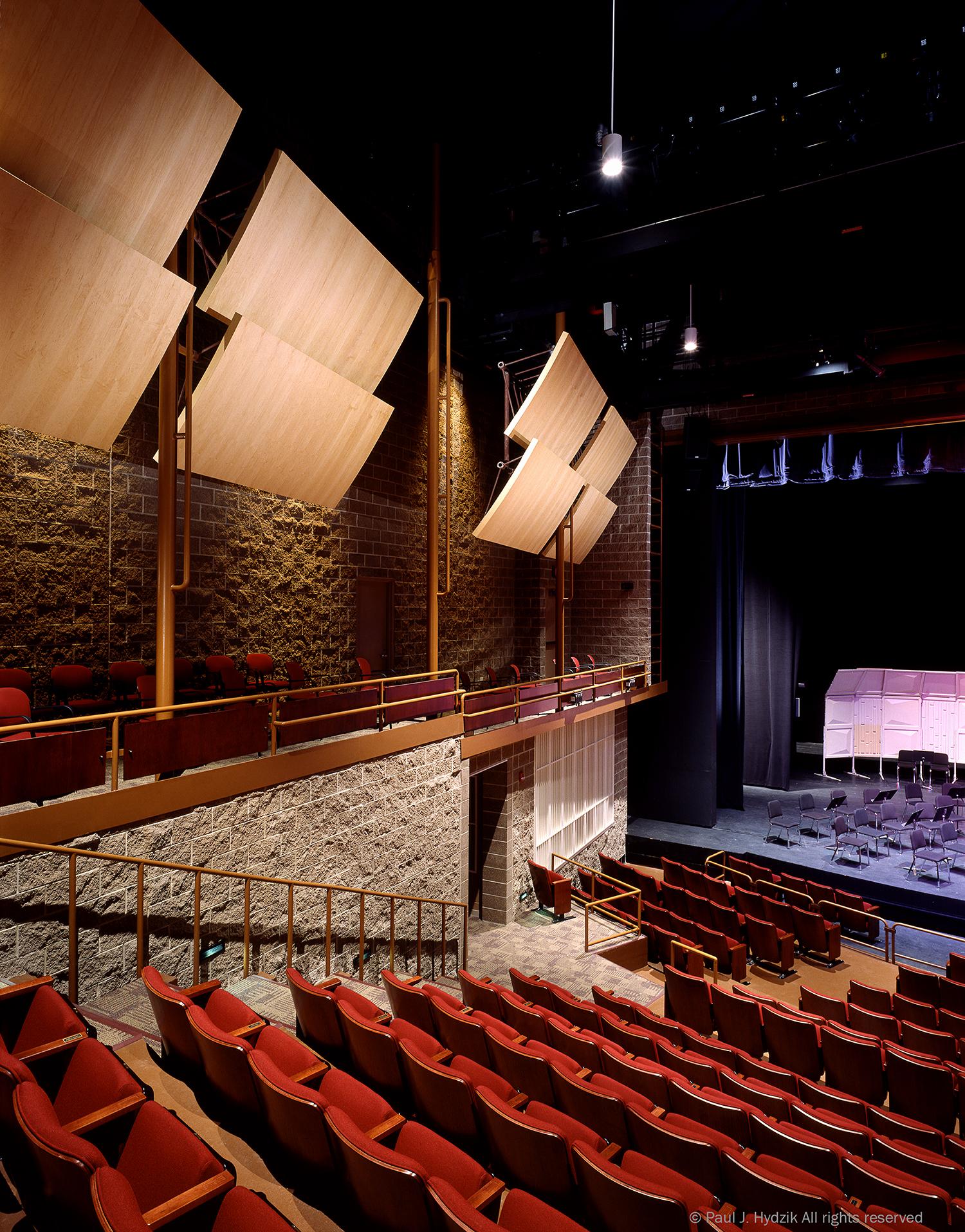 Harper College Theater