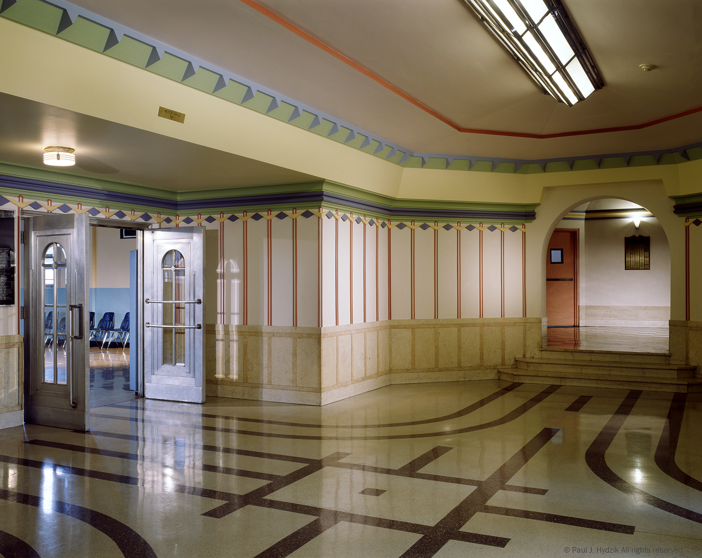 St. Joseph's School Lobby