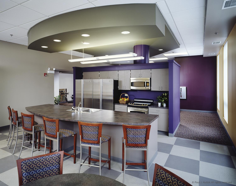 Cicero Senior Center Kitchen