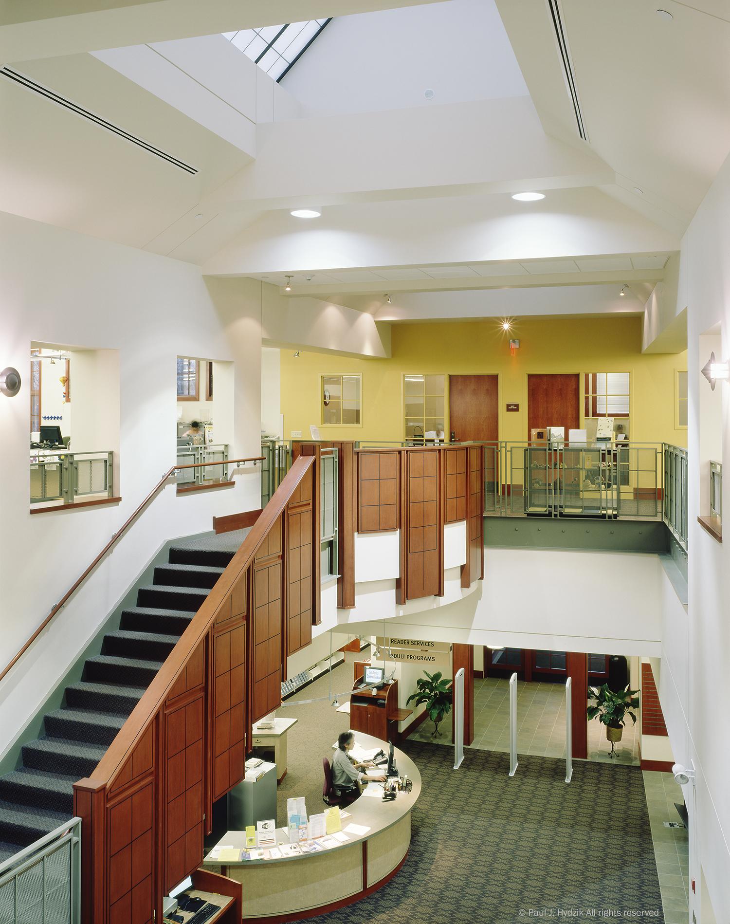 Flossmoor Public Library