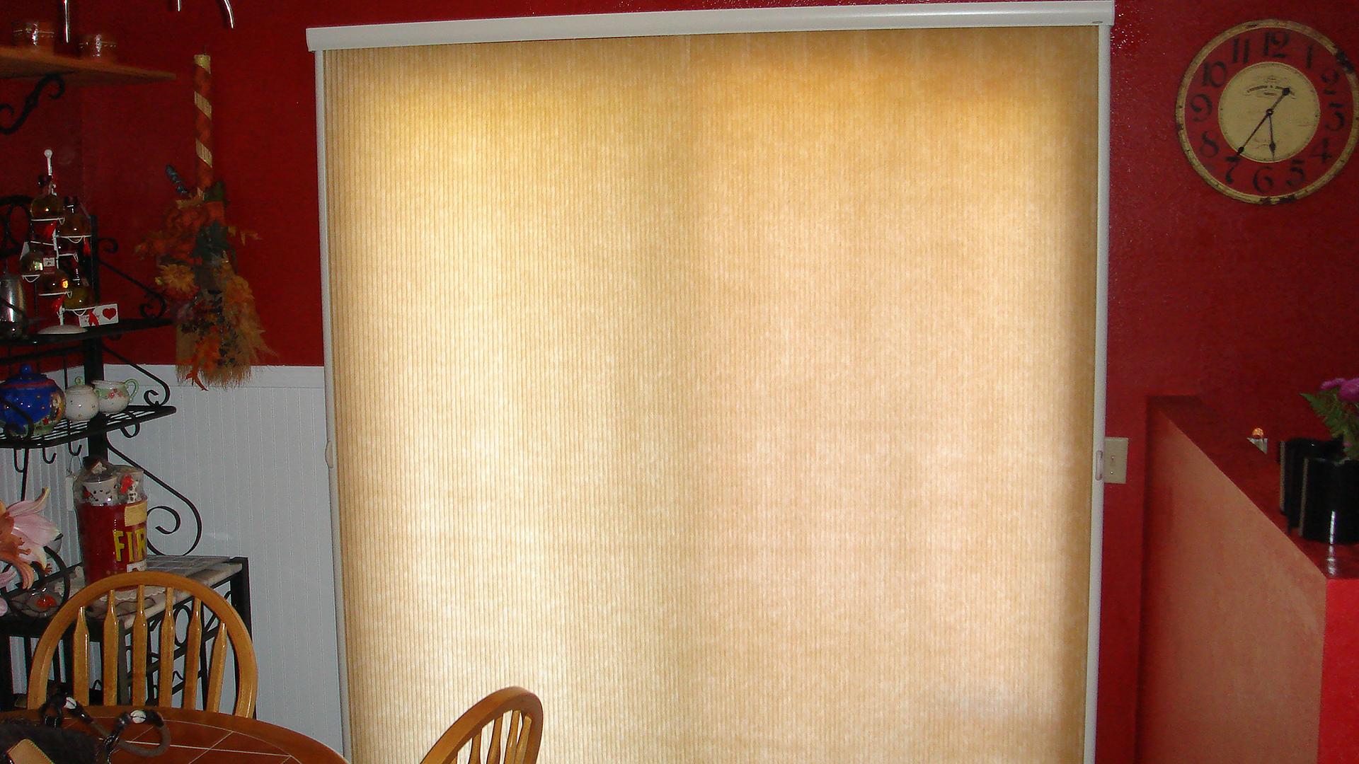 Slide-Vue  Honeycomb Shade on sliding door (open) HD.jpg