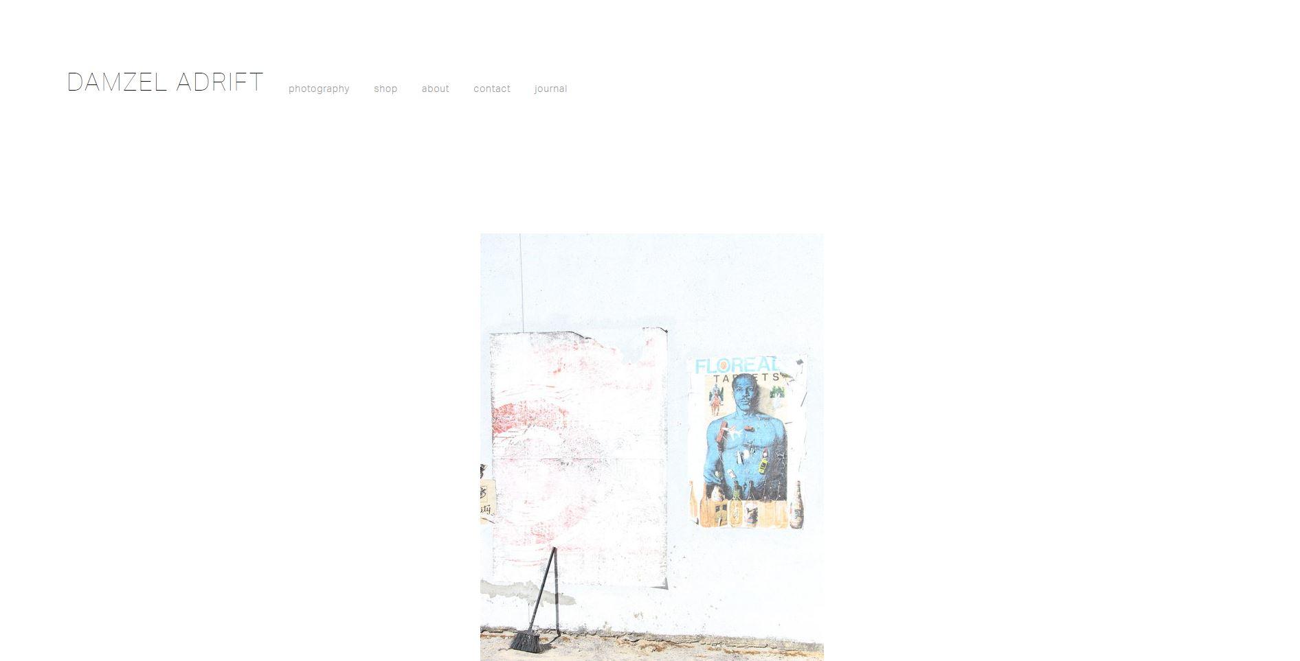 Damzel Adrift - Brand & Creative Portfolio   www.damzeladrift.com