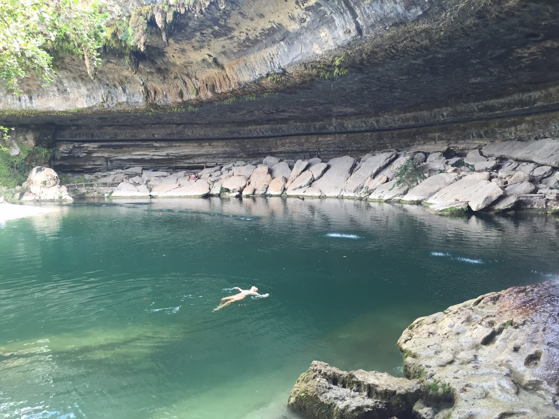 Photo: Hamilton Pool Preserve - Austin, TX