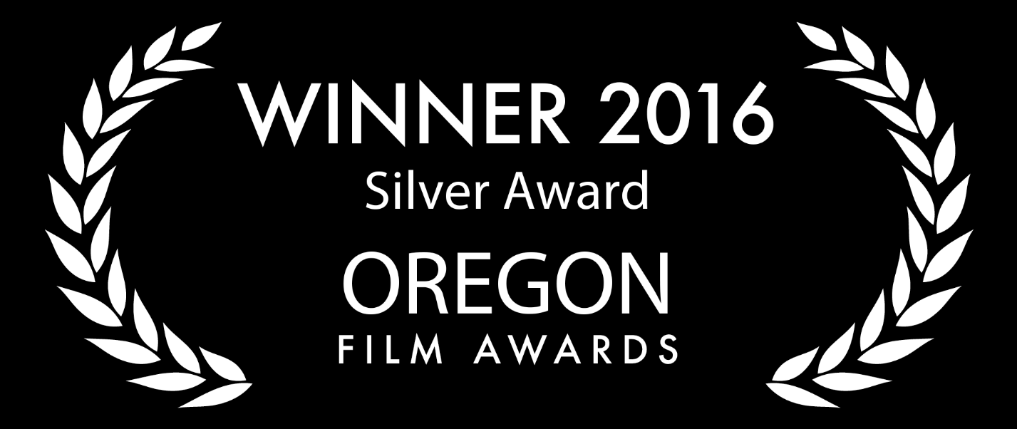 "WRecently awarded the Silver Award from the Oregon International Film Awards!  The Oregon International Film Awards® are ""presented annually to independent filmmakers and screenwriters from around the world who produce unique and compelling films and screenplays in several competition categories. The Oregon International Film Awards recognizes the very best in contemporary domestic and international independent cinema and screenwriting. The selection committee reviewed several hundred projects originating from many countries around the world, with your select group of films and screenplays emerging as the very finest.  Congratulations on your outstanding work!"" -"