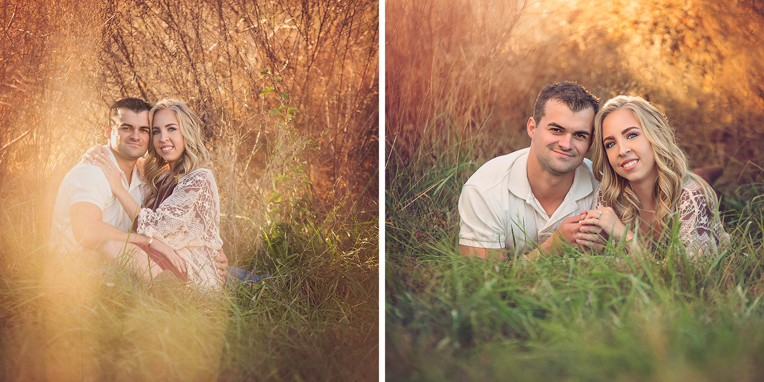 Springfield Missouri Fall Engagement