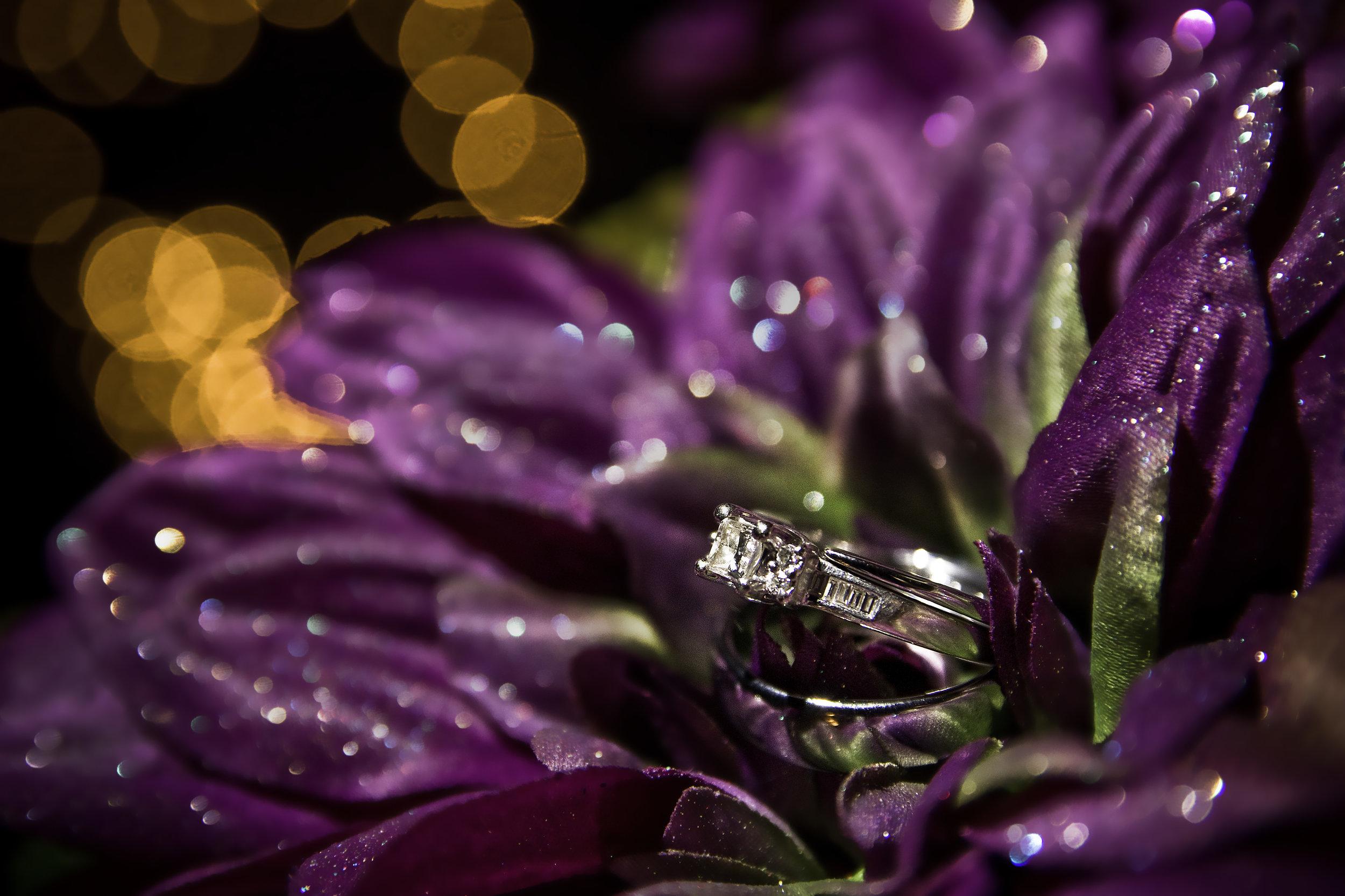 wedding ring photography - Springfield Missouri wedding