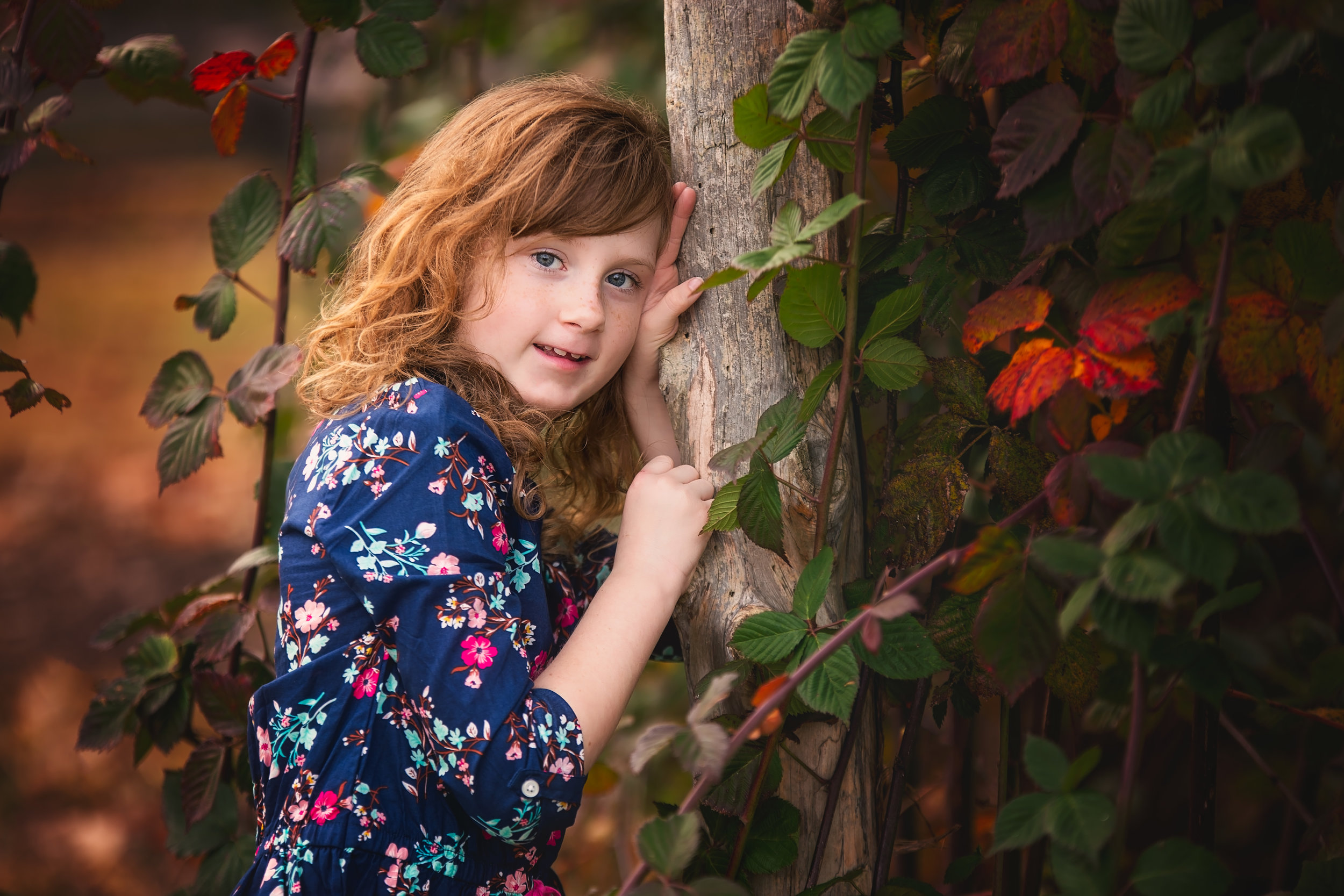 Fall Children's Photography Sessions