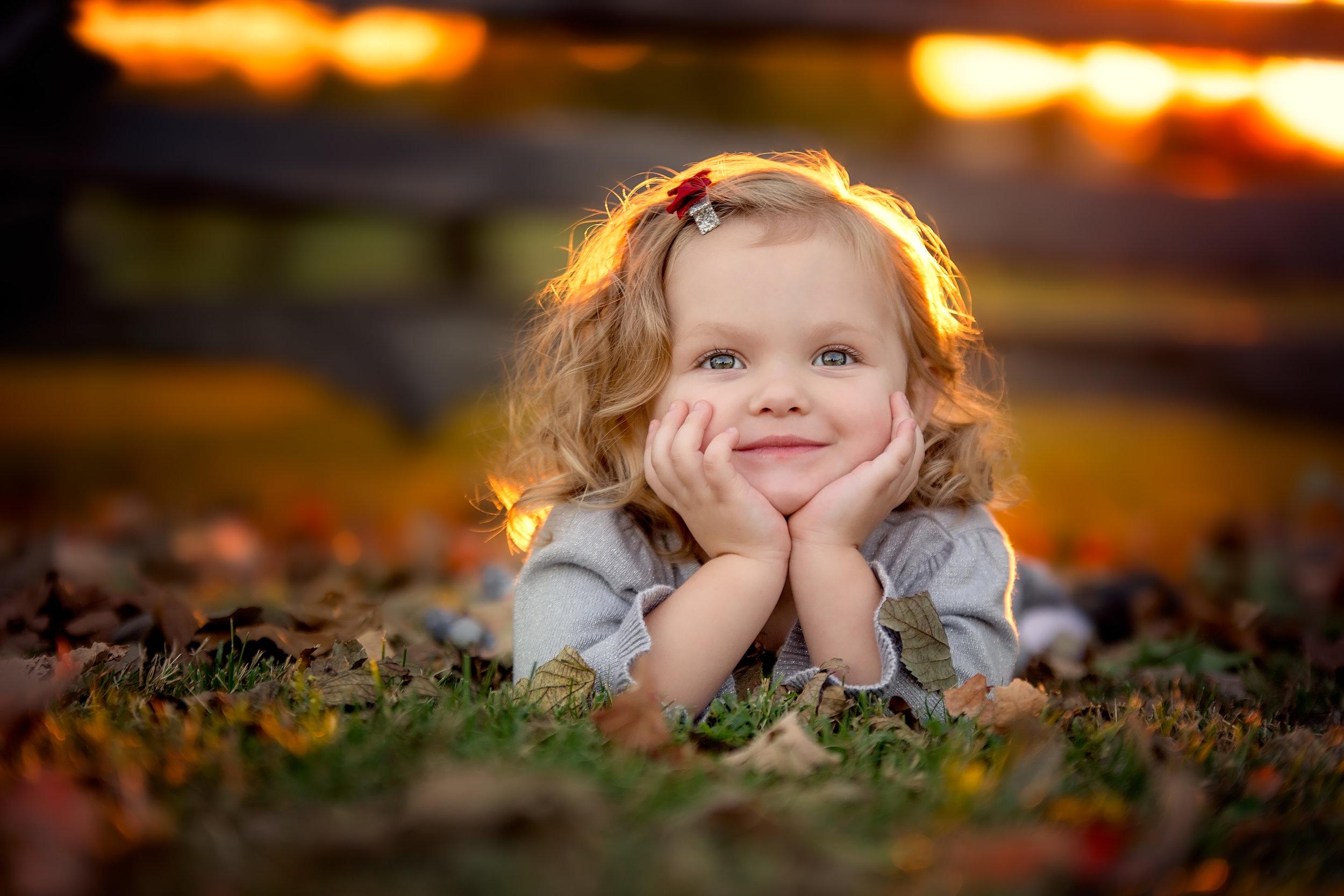 Fall Children's Photographer