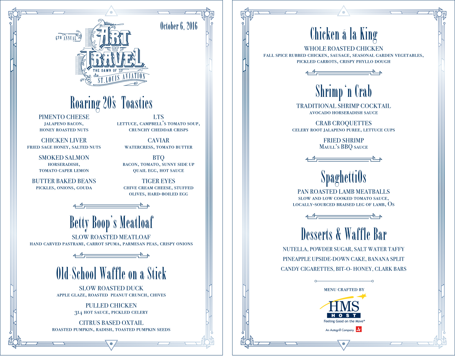 Click to preview the Menu!