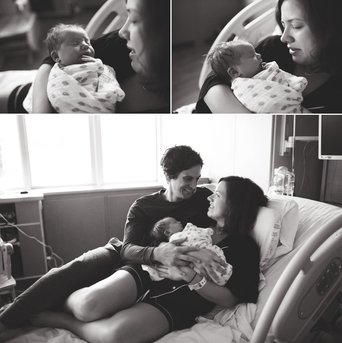 elena s blair seattle newborn photographer hospital