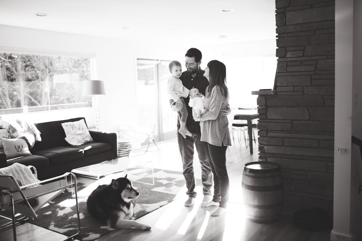 elena blair seattle newborn family photography