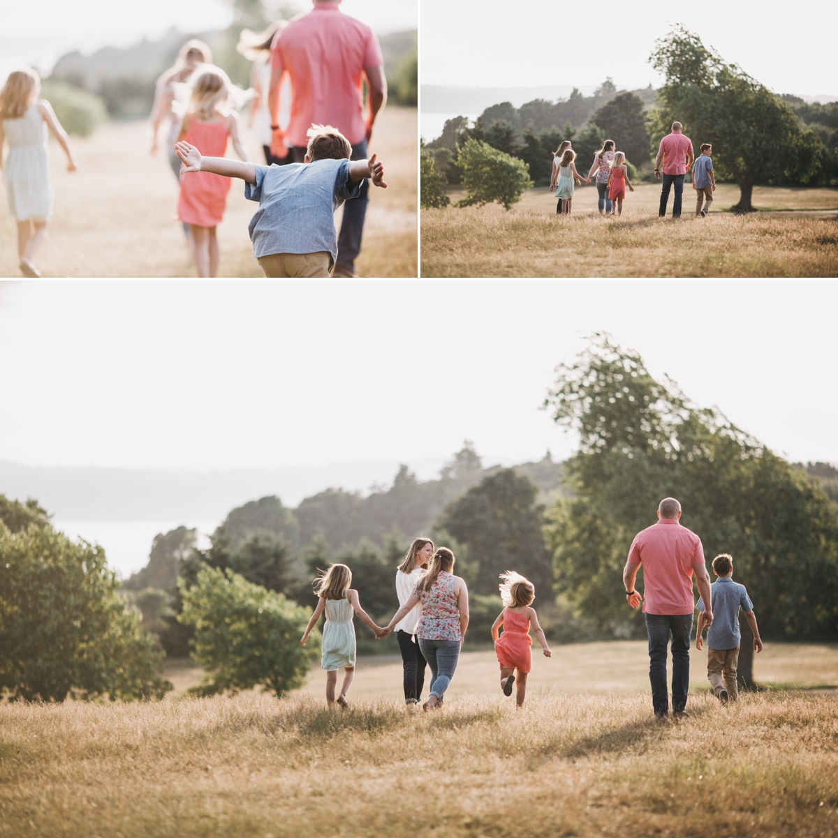 Seattle Documentary Family Photography