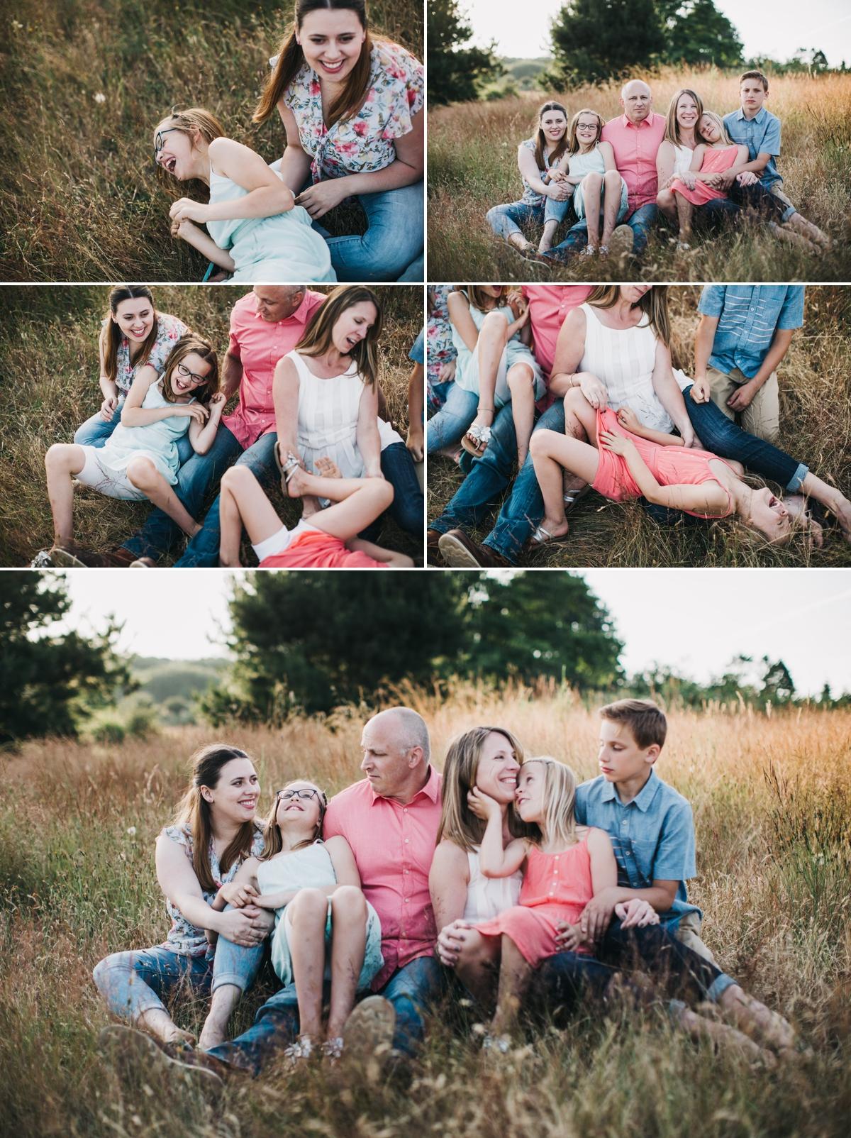 Family Photos Seattle