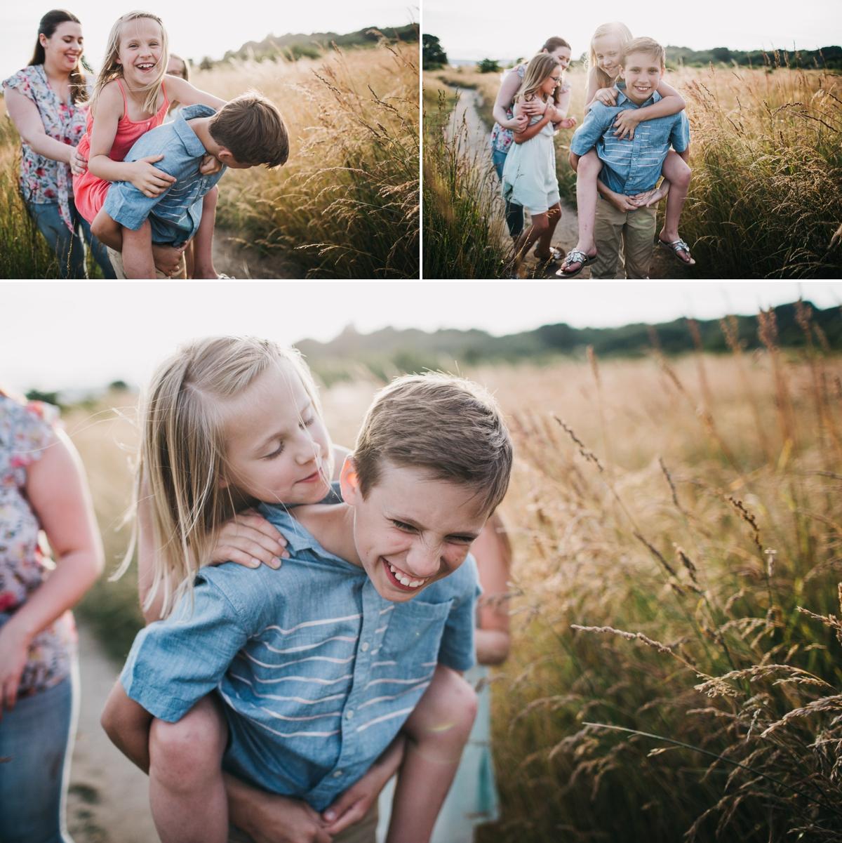Seattle Family Photo Shoot