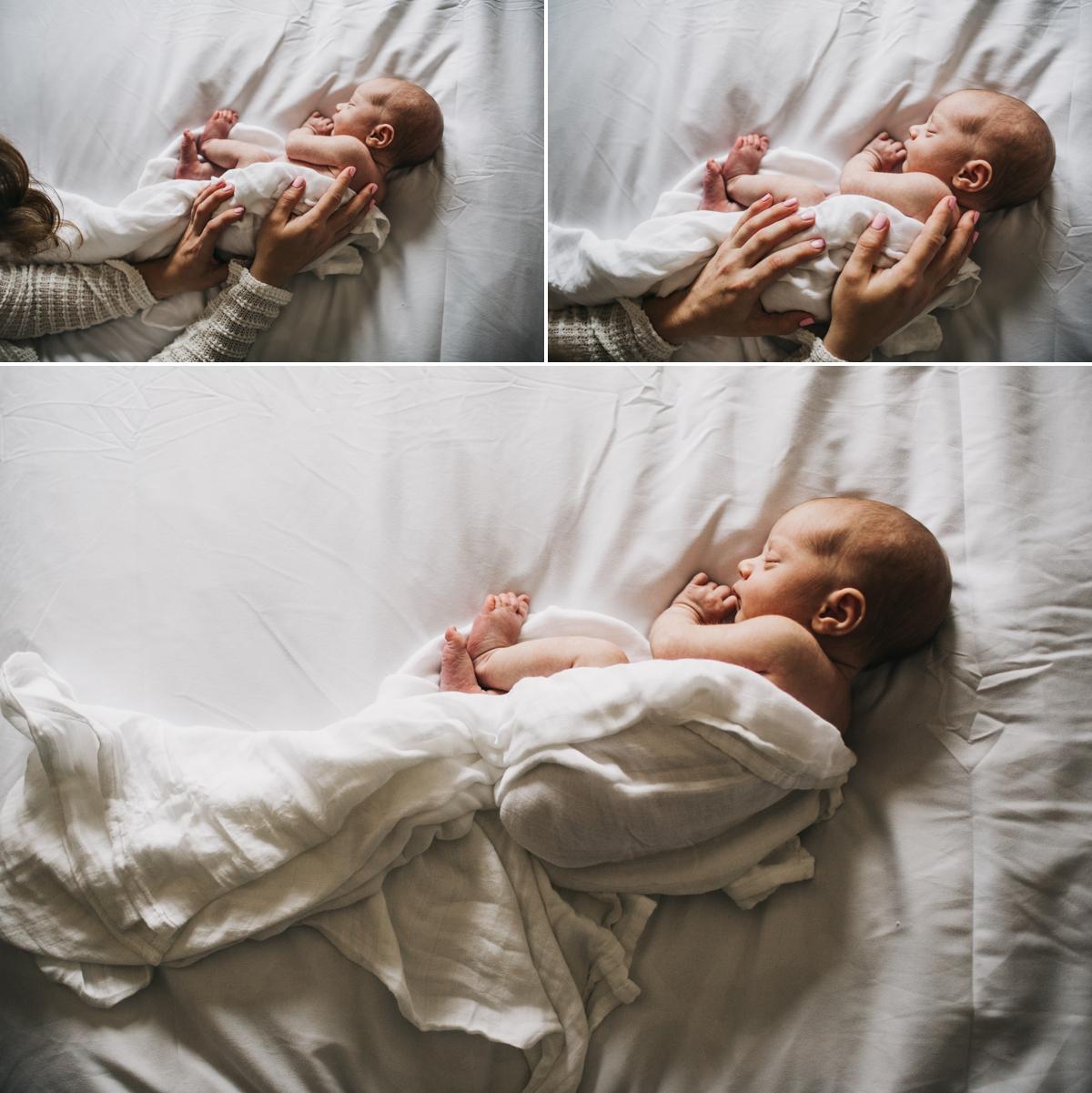 Seattle Newborn Baby Photographer