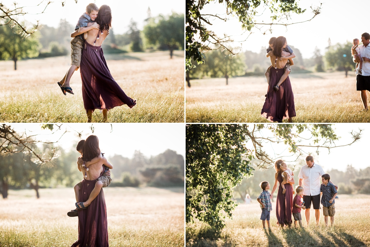 Seattle Family Photographer Elena S Blair